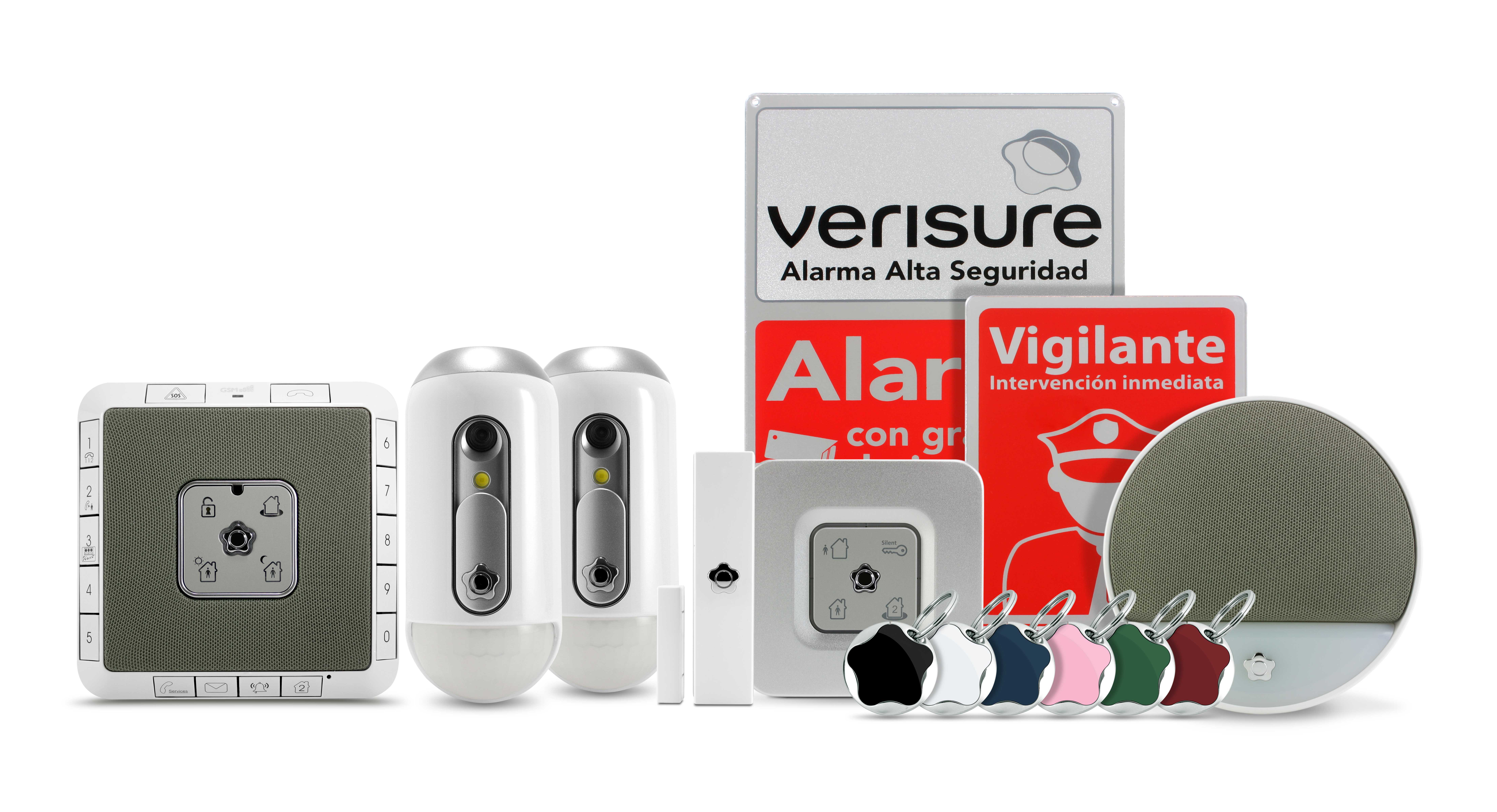 Verisure Allarm Sistem Kit